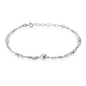 Damenarmband Silber 925 Kugel - Armbänder Damen | Oro Vivo