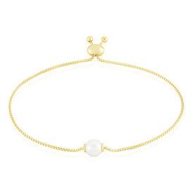 Damen Perlenarmband Silber 925 Vergoldet - Armbänder Damen | Oro Vivo