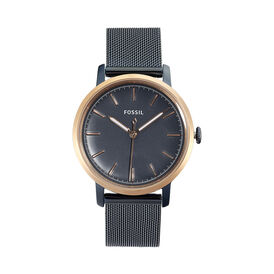 Fossil Damenuhr Jaqueline Es4312 Quarz - Black Friday Damen | Oro Vivo