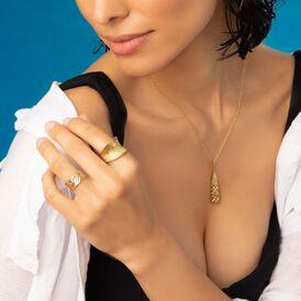 Damenring Gold 375 - Ringe  | Oro Vivo