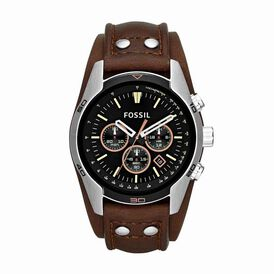 Fossil Herrenuhr Coachmen Ch2891 Quarz-chronograph - Black Friday Herren | Oro Vivo