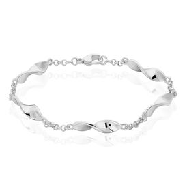 Damenarmband Ankerkette Silber 925  - Armbänder Damen   Oro Vivo