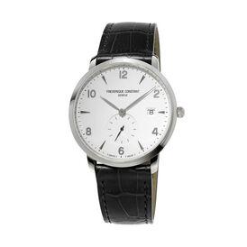 Frederique Constant Herrenuhr Slimline Moonphase - Uhren Herren | Oro Vivo