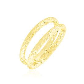 Damenring Silber 925 Vergoldet -  Damen | Oro Vivo