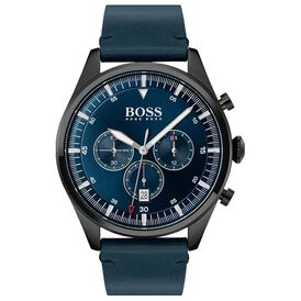 Boss Herrenuhr Pioneer 1513711 Quarz-chronograph - Analoguhren Herren   Oro Vivo