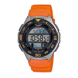 Casio Collection Herrenuhr Ws-1100h-4avef Digital - Chronographen Herren   Oro Vivo