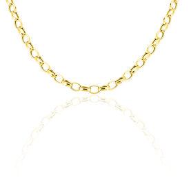 Damen Collier Gold 375 45cm -  Damen | Oro Vivo