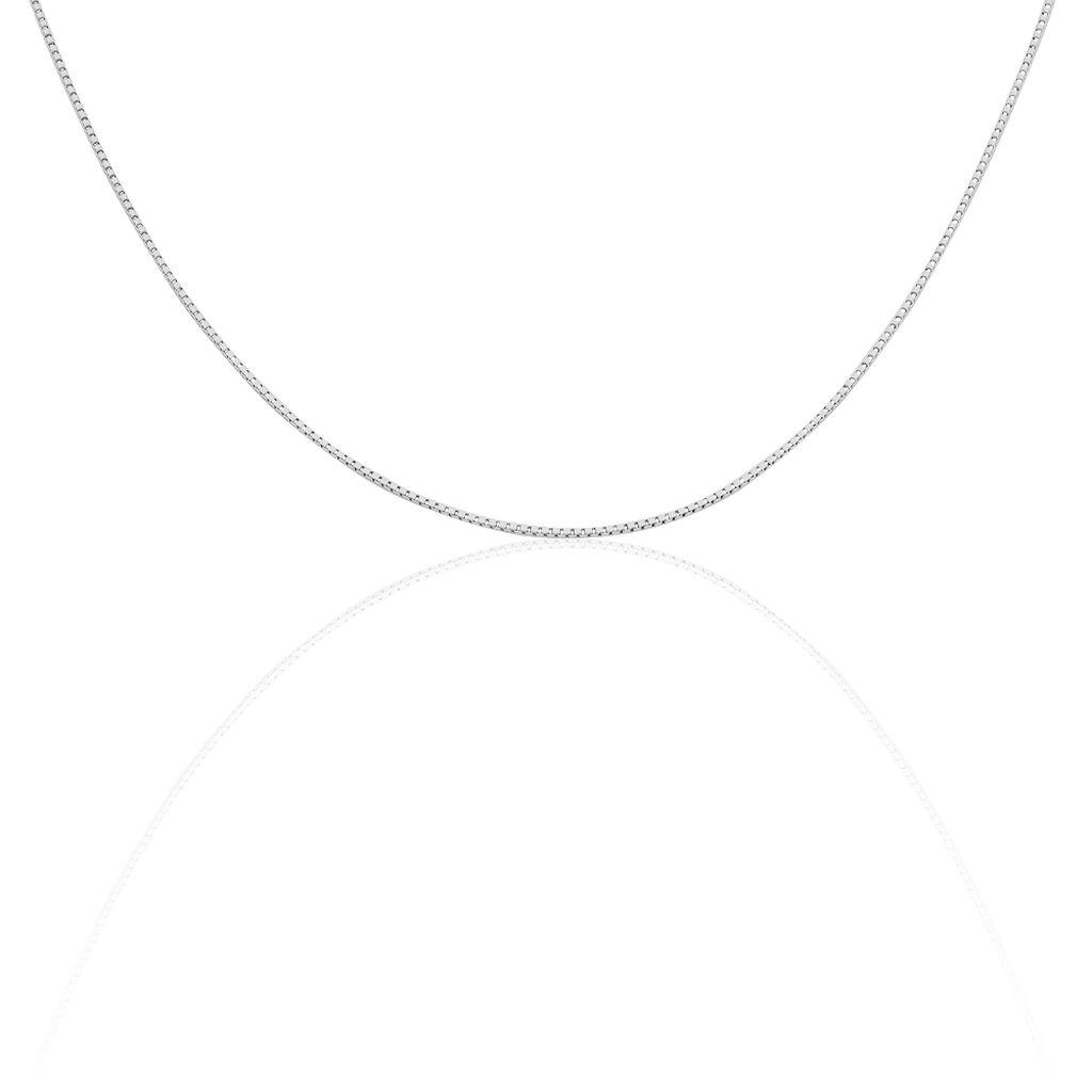 Damen Veneziakette Silber 925 42cm - Ketten ohne Anhänger Damen | Oro Vivo