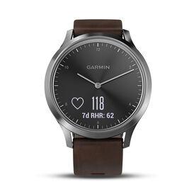 Garmin Unisexuhr Vivomove 010-01850-04 Smartwatch - Chronographen Unisex | Oro Vivo